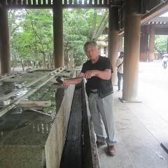 今年も靖国神社へ参拝した。の画像