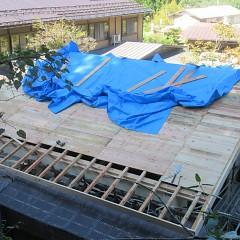 内風呂の改修工事は順調に進んでいますの・・・の2の画像