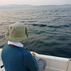 本日、ルアー釣り体験プランの写真その3