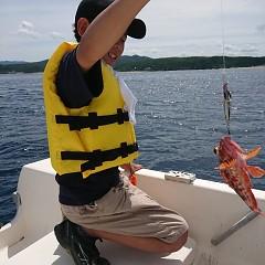 ルアー釣り体験プランの写真その1