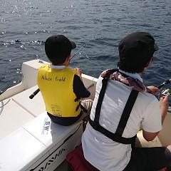 ルアー釣り体験プランの写真その2