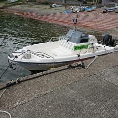 遊漁船の写真その3
