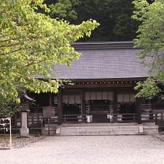 近代寺社建築の最高峰・吉野神社の画像