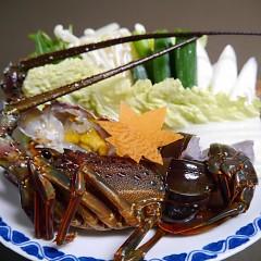 伊勢海老鍋の画像