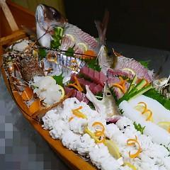 豪華舟盛りの画像