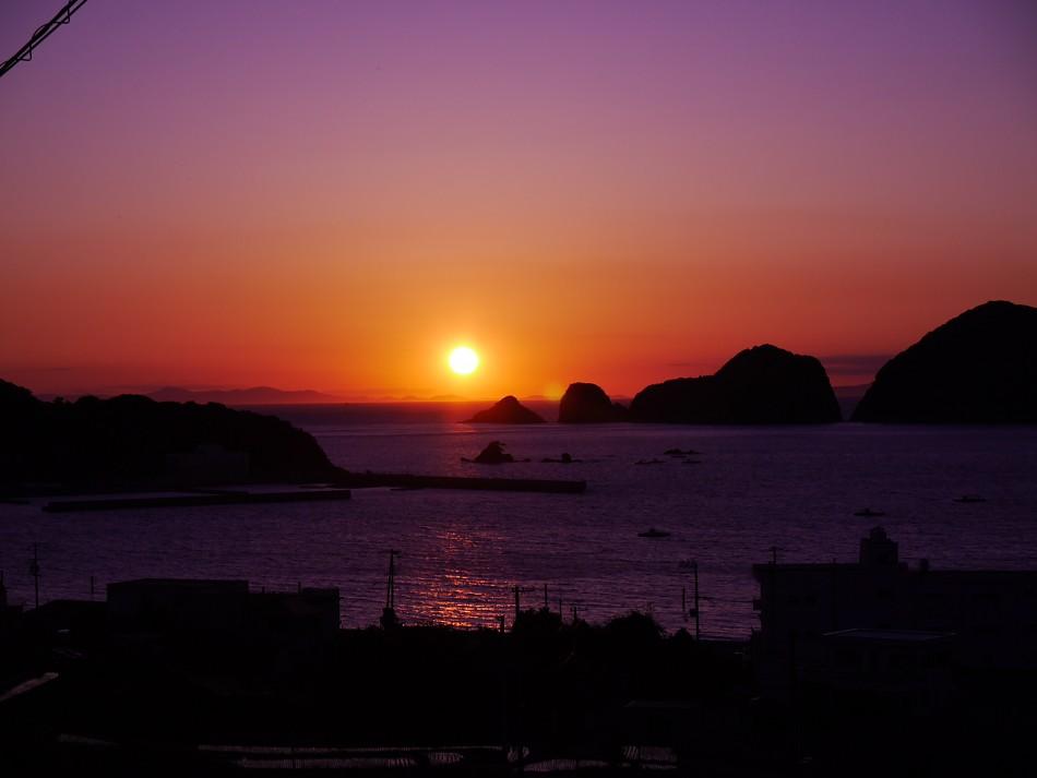 綺麗な夕陽 Part Ⅱ