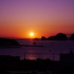 綺麗な夕陽 Part Ⅱの画像