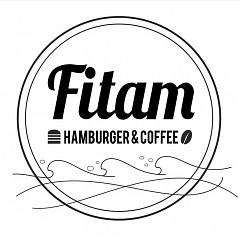 ハンバーガー&コーヒーの画像