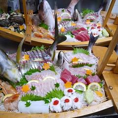 美奈都特別コース+舟盛りの画像