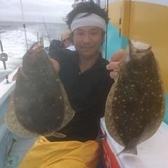 ■9月28日(水)朝便・タテ釣りの写真その2