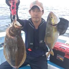 ■9月28日(水)朝便・タテ釣りの写真その4