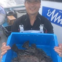 ■9月28日(水)朝便・タテ釣りの写真その5