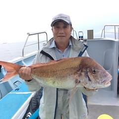 ■9月28日(水)昼便・ウタセ真鯛釣りの写真その1