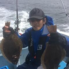 ■9月29日(木)朝便・タテ釣りの写真その4