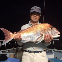 ■9月29日(木)昼便・ウタセ真鯛釣りの写真その1