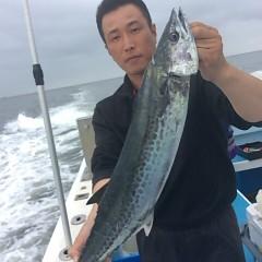 9月30日午前便・タテ釣りの写真その3