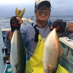 9月30日(金)午後便・ウタセ真鯛釣りの写真その1