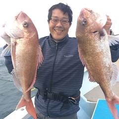 10月21日(金)午後便・ウタセマダイ釣りの写真その2