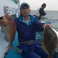 10月21日(金)午後便・ウタセマダイ釣りの写真その3