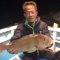 ■10月22日(土)昼便・ウタセ真鯛釣りの写真その3
