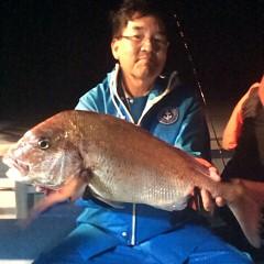 ■10月22日(土)昼便・ウタセ真鯛釣りの写真その5