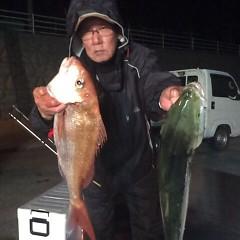 ■10月22日(土)昼便・ウタセ真鯛釣りの写真その6
