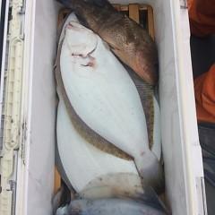 ■10月28日(金)朝便・ヒラメ釣りの写真その10