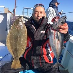 11月26日 (土)  午前便・ヒラメ釣りの写真その3