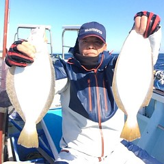 11月26日 (土)  午前便・ヒラメ釣りの写真その4
