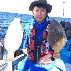 11月26日 (土)  午前便・ヒラメ釣りの写真その6