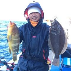 11月26日 (土)  午前便・ヒラメ釣りの写真その8