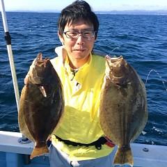 11月26日 (土)  午前便・ヒラメ釣りの写真その9