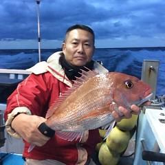 11月26日(土)午後便・ウタセ釣りの写真その1
