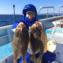 12月3日 (土)  午前便・ヒラメ釣りの写真その3