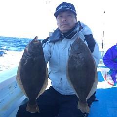 12月3日 (土)  午前便・ヒラメ釣りの写真その5