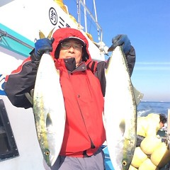 12月21日 (水)  午前便・ヒラメ釣りの写真その2
