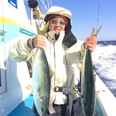 12月25日 (日)  ヒラメ釣りの写真その2