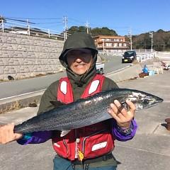 12月25日 (日)  ヒラメ釣りの写真その3