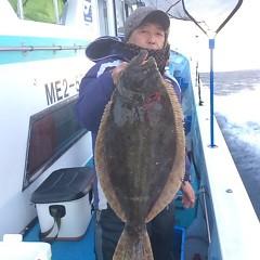 1月3日(火)8時〜イワシの泳がせ釣りの写真その1