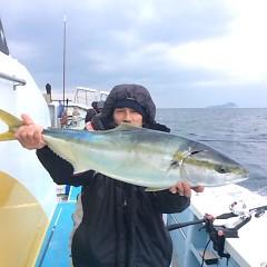 1月3日(火)8時〜イワシの泳がせ釣りの写真その7