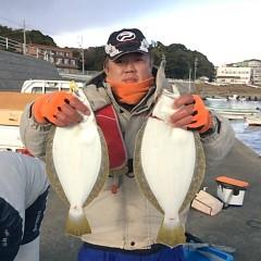 1月13日(金)イワシの泳がせ釣りの写真その1