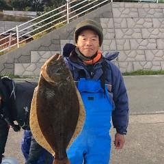 1月13日(金)イワシの泳がせ釣りの写真その2