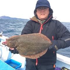 1月14日 (土) 朝便・ヒラメ・青物釣りの写真その1