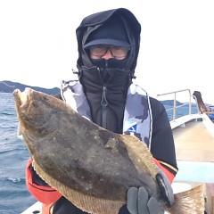 1月14日 (土) 朝便・ヒラメ・青物釣りの写真その2