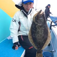 1月14日 (土) 朝便・ヒラメ・青物釣りの写真その6