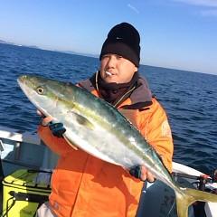 1月18日(水) ヒラメ・青物釣りの写真その2