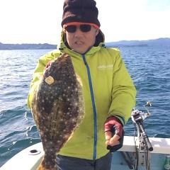 1月18日(水) ヒラメ・青物釣りの写真その4