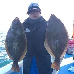 1月18日(水) ヒラメ・青物釣りの写真その5