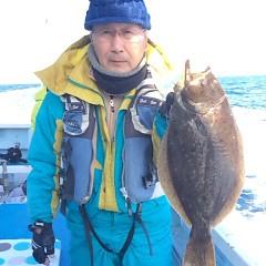 1月18日(水) ヒラメ・青物釣りの写真その6
