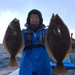 1月22日(日) ヒラメ・青物釣りの写真その3